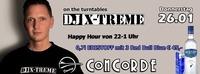 DJ X-TREME@Discothek Concorde