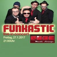 Funkastic LIVE@Qube Music Lounge