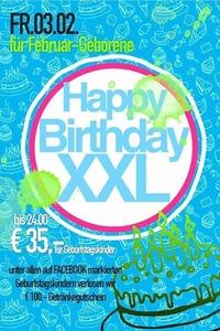 Birthday XXL@Mausefalle Lienz