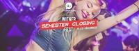 Wiener Semester Closing - Säulenhalle - 3.Feb.@Säulenhalle