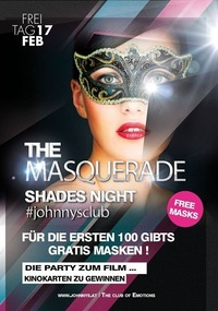 Fifty Shades of Grey Goose #johnnysclub@Johnnys - The Castle of Emotions
