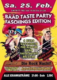 Bääd Taste Party Faschingsedition@Excalibur