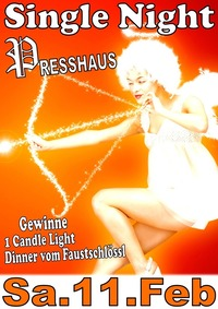 Single Night im Presshaus Aschach
