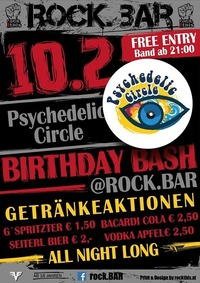 Birthday Bash@rock.Bar