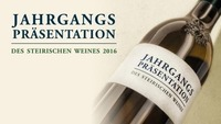 Jahrgangspräsentation des Steirischen Weines 2016 | Wien