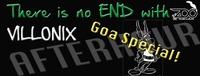 ★ Saturday Afterhour - VilloniX vs. DANIS Goa vs. Techno -@The ZOO Music:Culture