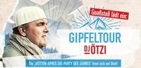 DJ Ötzi Gipfeltour 2017@Hinterglemm, Goaßstall