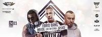 FARID BANG - MAJOE - JASKO LIVE in WIEN