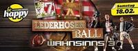 Lederhosenball - Wahnsinns 3@be Happy