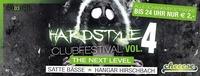 Hardstyle Club Festival Vol. 4 ★ Hangar Hirschbach@Cheeese