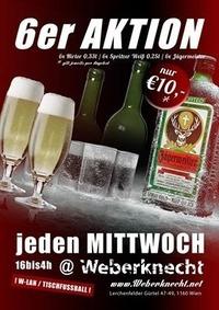 6er-Aktion@Weberknecht