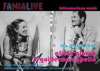 Tango & musica latinoamericana@Fania Live