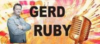 Gerd Ruby Live@Tanzcafe Waldesruh