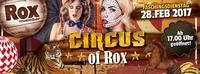 Circus of ROX - Faschingsdienstag@Rox Musicbar Linz