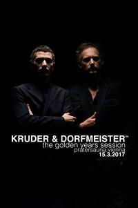 Kruder & Dorfmeister the golden years session@Pratersauna
