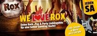 We love ROX@Rox Musicbar Linz