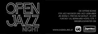 OPEN JAZZ NIGHT@Jugendland-Funtasy