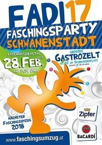 Fadi17 - Faschingsparty Schwanenstadt@Faschingsumzug Schwanenstadt