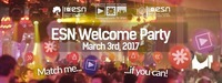 Erasmus Welcome Party with ESN - Match me if you can@The Loft