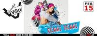 REMMI DEMMI - Semesterparty@Disco Villa