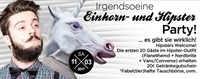 Irgendsoeine Einhorn- & Hipsterparty