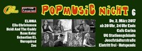 PopMusic Night 6 - Do, 2.3.2017@Café Carina