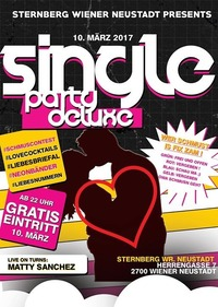 Single Party *Deluxe* NO.4@Club Sternberg