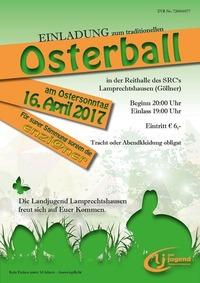Osterball der Landjugend Lamprechtshausen@Reithalle SRC Lamprechtshausen (Göllner)