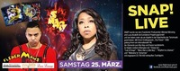 SNAP live@Fledermaus Graz