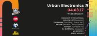 Urban Electronics #1@Weberknecht