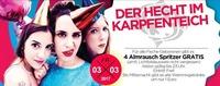 DER HECHT IM Karpfenteich@Almrausch Weiz