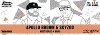 Fear le Funk  Apollo Brown & Skyzoo, Mostheadz & Babu