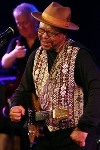 Larry Garner & Norman Beaker Band supp: G.G. King Band@Reigen