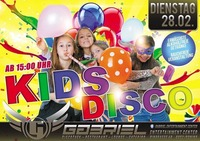 ★ ★ ★ Kids Disco ★ ★ ★@Gabriel Entertainment Center
