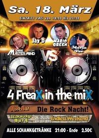 4 FreaX in the miX@Excalibur