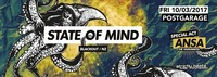 Strictly.beats feat. State of Mind, Ansa, Disaszt@Postgarage