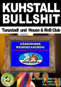 Närrischer Weiberfasching am Rosenmontag im Kuhstall@Kuhstall