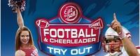 American Football & Cheerleading Tryout@Sportzentrum Niederösterreich