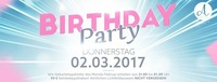 Birthday-Party@A-Danceclub