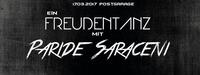 Ein eBB - Freudentanz mit Paride Saraceni und TR Tactics@Postgarage