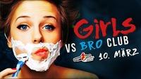 Bro´s vs Girl´s Club - Freibier vs Freiprosecco@Sugarfree