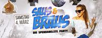 Saus & Braus - Die spendabelste Party !@Hasenstall