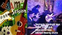 Jazzy Jam Night / Celebraltic Members / Ciara & Friends@Smaragd