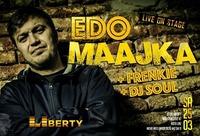 Rap City - *EDO Maajka* LIVE on Stage - Club Liberty