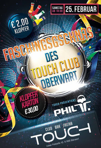 Faschingsgschnas@Touch Club