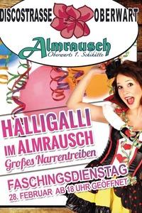 HALLIGALLI@Almrausch
