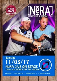 NeRa live on Stage@Partystadl