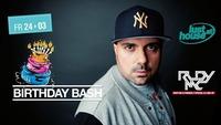 RUDY MC Birthday Bash@Lusthouse