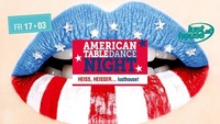 American Table Dance Night@Lusthouse