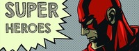 Superheroes - Faschingsdienstag in der Hannes Alm@Hannes Alm & K1 Club Königsleiten